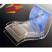 Wholesale Creative Counter Clear Acrylic Displays Recyclable for Pands Cosmetic from china suppliers