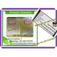 Wholesale Analgesic-Antipyretic Phenacetin / Fenacetina For Fever Reducing CAS 62-44-2 from china suppliers
