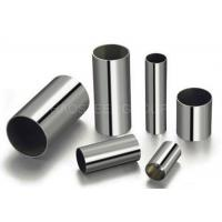 China Weld Seamless Stainless Steel Tubing Round Shape With Corrosion Resistance for sale