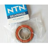 Wholesale P6 High Precision Deep Groove Ball Bearing NTN 6205LLU 25 * 52 * 15mm For Reduction Gears from china suppliers