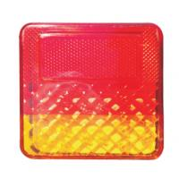 Wholesale Square Emergency Trailer Lamps Waterproof Trailer Tail Lights Use In Truck Side from china suppliers