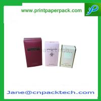 Wholesale Custom Fashion Set-Up Boxes Cosmetic Box Perfume Box Jewelry Box Paper Gift Box from china suppliers