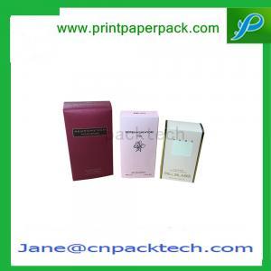 Wholesale Custom Printed Box Fashion  Perfume Box Jewelry Box Cosmetic Box Paper Gift Box from china suppliers