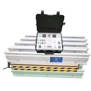 China Conveyor belt Joint Machine Air Cooling Press Almex Vulcanizer Machine on sale