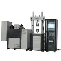 Wholesale PLW-100 Electronic Hydraulic Servo Fatigue Testing Machine, High-Stiffness Frame from china suppliers