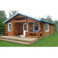 Wholesale ESW-14144 Nice Wooden House 770x568 cm In 36mm 72mm 110mm Wall from china suppliers