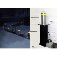 Wholesale Hydraulic Automatic Rising Bollards Solutions , Resistance Traffic Security Bollard from china suppliers