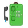 Wholesale Green Industrial Weatherproof Telephone , Tunnel /  Marine Waterproof Intercom from china suppliers