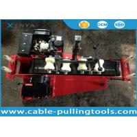 China Underground Cable Tools Diesel Cable Feeder to Pull Electric Cable on sale