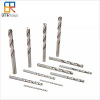 Wholesale Bright Finishing Full Ground HSS M2 4.2mm Twist Drill Bit for Metal Drilling DIN338 from china suppliers