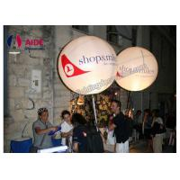 China Logo Print Blow Up Balloon Inflatable Walk Ball Outdoor Display For Advertising Show on sale