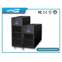 Wholesale Smart Pure Sine Wave Single Phase Online UPS For Computer Center , Data Center from china suppliers