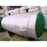 Wholesale High Pressure Compressed Air Storage Tank , Pressurized Compressed Air Receiver Tank from china suppliers