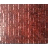 Wholesale Embossed Artificial  PVC Snakeskin Vinyl Fabric For Decoration 0.8 - 2.0 mm Thickness from china suppliers