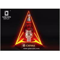Wholesale Acrylic Bottle Display Excellent Light Sensation Characteristic For Bar Club Party from china suppliers