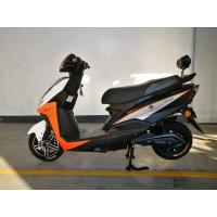Buy cheap High Speed Lithium Electric Motorcycle / Scooter 65km Range Distance per Charge from wholesalers