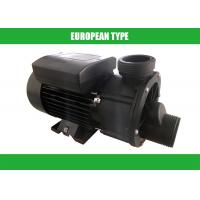 Wholesale High Powert Electric Motor Water Pump For Swimming Pool , Long Operating Life from china suppliers