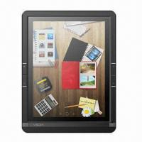 Buy cheap 8-inch E-book Readers with Wi-Fi, TFT Screen, Touch Panel from wholesalers