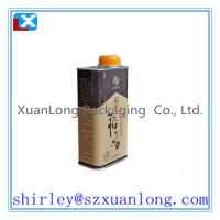 Wholesale Oil tin box manufacture from china suppliers