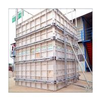 Reusable Aluminum Formwork For Concrete/ Beam/Wall Panel,New Building Construction Materials Aluminium System Formwork for sale