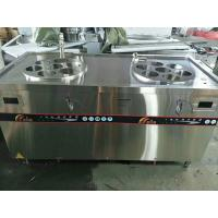 Wholesale Commercial Kitchen Equipment Commercial Food Steamer Restaurant Food Steamer 9 Eyes from china suppliers