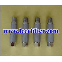 Wholesale Sintered Mesh Filter Element from china suppliers
