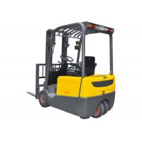 Wholesale Dual Front Driving Electric Forklift Truck , 3 Wheel Forklift 13km / H Travel Speed from china suppliers