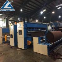 Wholesale Nonwoven Needle Punching Production Line Wool Felt / Carpet Insulation Making from china suppliers