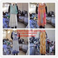 Wholesale wholesale best quality used clothes grade A used clothing hot sale in africa from china suppliers