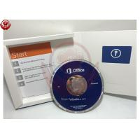 Wholesale Microsoft Office Product Key Professional Plus 2013 retail box software with DVD from china suppliers