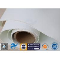 Wholesale E-glass Polyurethane Silicone Coated Glass Cloth Heat Resistant Double Sides from china suppliers