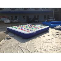 Wholesale Pvc Material Inflatable Twister Mattress For Adult And Kids 5m Width from china suppliers