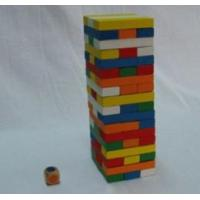 Wholesale Educational Preschool Stacking Blocks Non Toxic Educational Wooden Puzzle Toys for Kkids from china suppliers