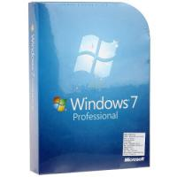 Quality Full Version Windows 7 Professional Product Key Purchase 64 Bit Online Activation for sale
