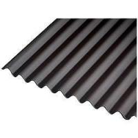 Wholesale Corrugated Bitumen Roofing Tile / Corrugated Bituminous Roofing Sheet from china suppliers