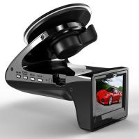Quality 1080P HD 4.0MP Car Blackbox DVR , G-SENSOR Safe Driver For Car for sale