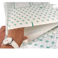 Quality Water Proof Pearl Film Postal Bubble Envelope Kraft Bubble Mailers For Shipping Clothing for sale