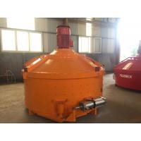 China 37kw Mixing Power Precast Concrete Mixer For Metro Tunnel Segments Ceramic for sale