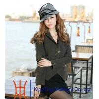 China Occassion place felt bucket hats with floppy brim , crushable felted wool hat on sale