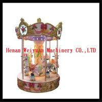 6 seats musical carousel horse for kids and adults for sale