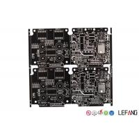 Wholesale Black Solder PCB Circuit Board for Communication Module UL Approval from china suppliers