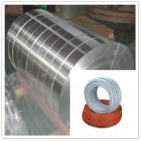 Wholesale Cold Rolling Aluminum / Aluminium Strip 6063 6082 6A02 for Cable Shielding Materials from china suppliers