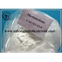 Wholesale Legal CAS 521-11-9 Raw Testosterone Powder Mestanolone Male Enhancement Steroids from china suppliers