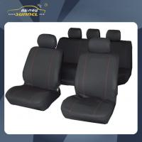 Wholesale Black Color Ful Set Universal Fit Car Interior Accessories Car Seat Cover from china suppliers