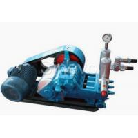 Buy cheap Blue color Mud pump 335Nm Input torque BW-500 heavy density from Wholesalers