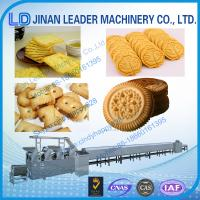 China Small scale Soft & Hard Biscuit machinery production line on sale
