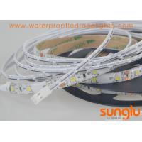 Waterproof SMD3528 60D Display Cabinet Flexible LED Strip light LED tape with male plug L822 for sale