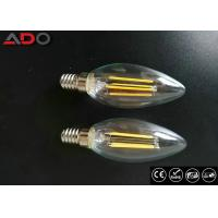Wholesale Milky Glass Led Candle Light Bulbs C35 Eco Friendly For Amusement Park from china suppliers