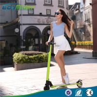 Buy cheap Eco Rider 5 inch electric balance scooter , two wheel electric kick scooter with CE from wholesalers