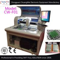 Wholesale High Precision 0.01mm Cutting PCB Depaneling Router Machine With CE Cerification from china suppliers